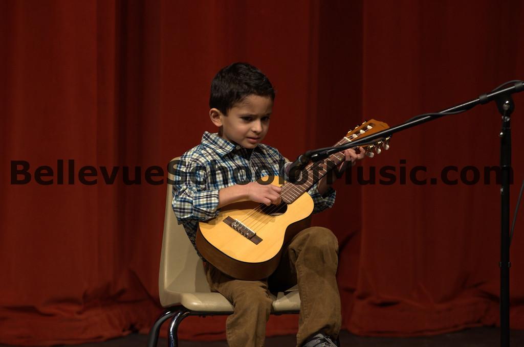 Bellevue School of Music Fall Recital 2012-22