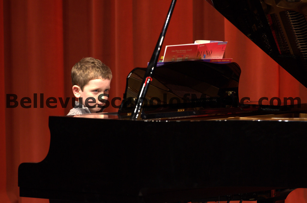 Bellevue School of Music Fall Recital 2012-12