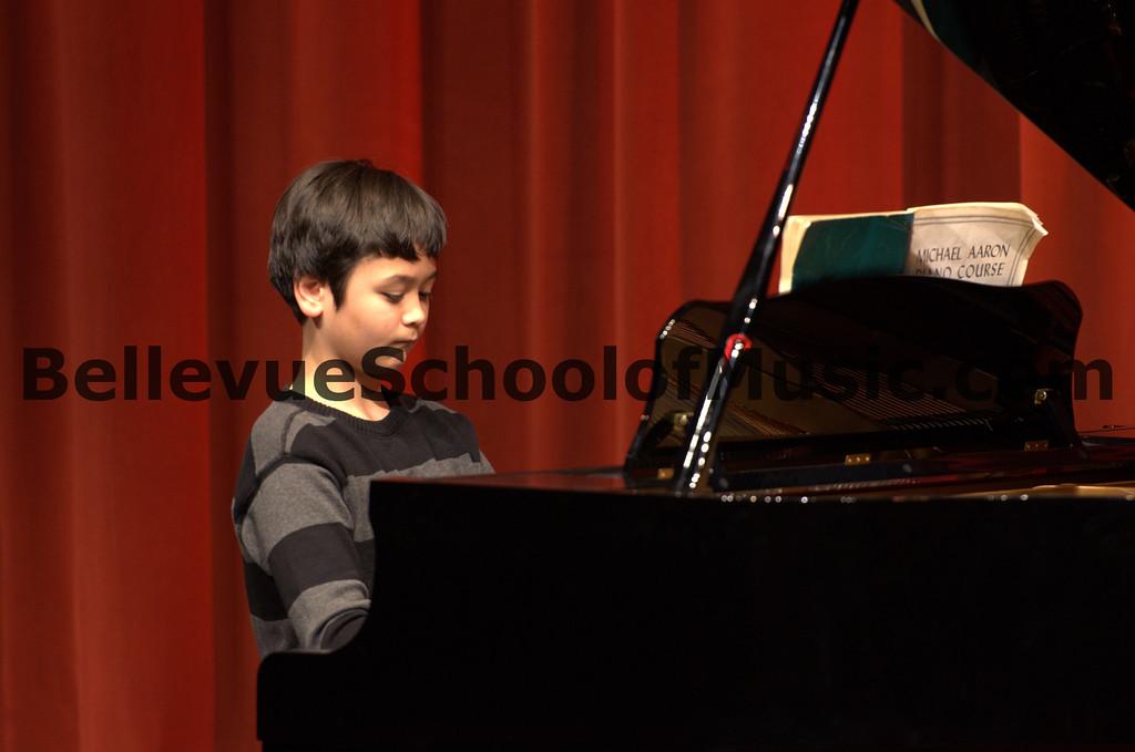 Bellevue School of Music Fall Recital 2012-10