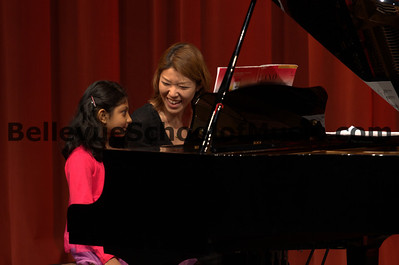 Bellevue School of Music Fall Recital 2012-14