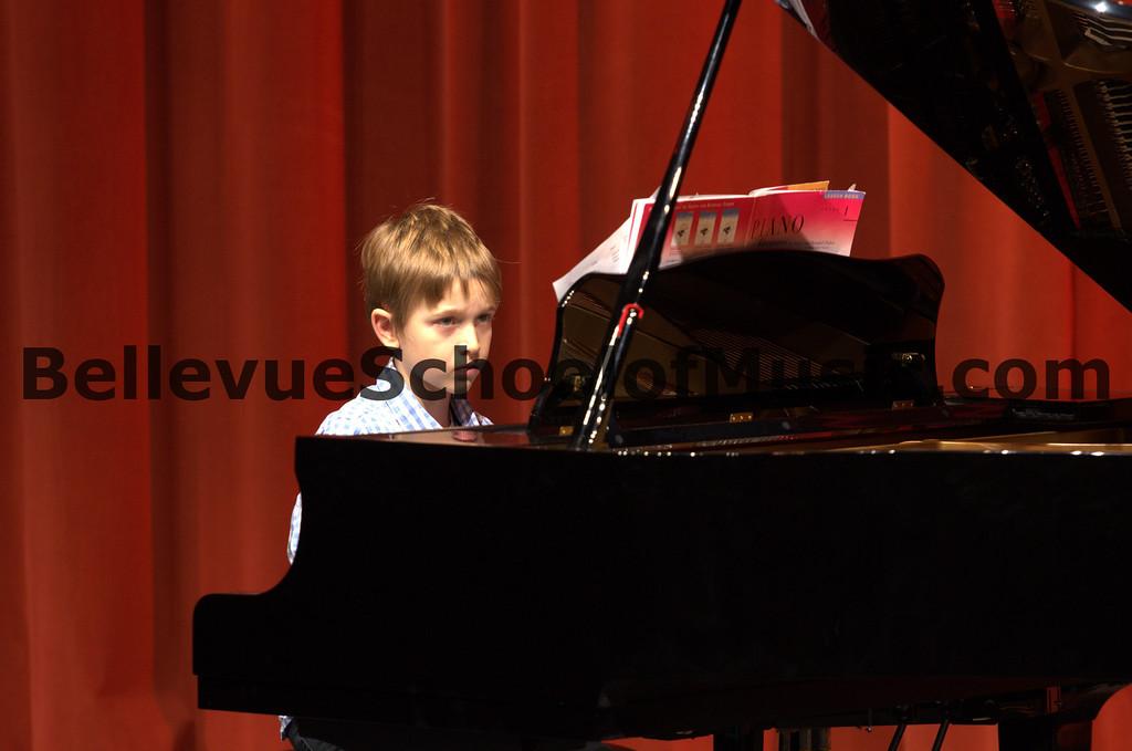 Bellevue School of Music Fall Recital 2012-17