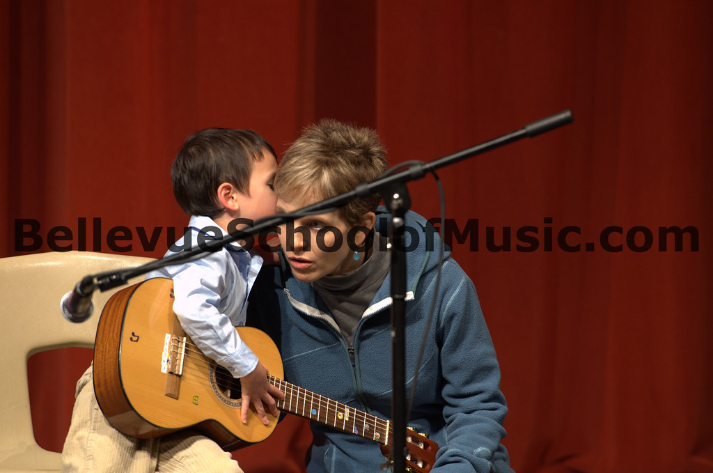 Bellevue School of Music Fall Recital 2012-1