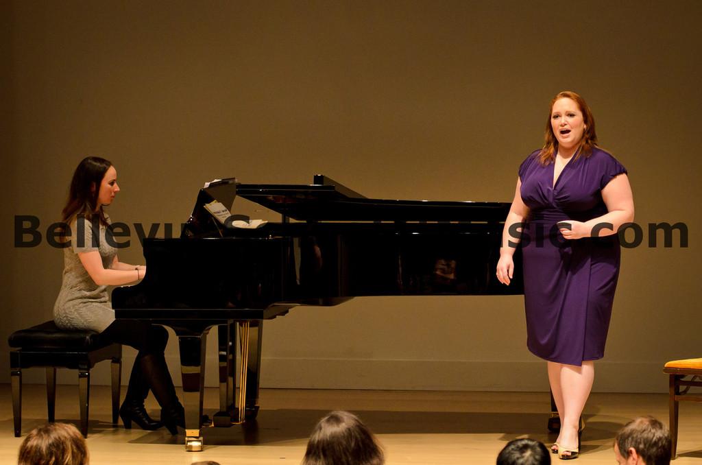 Voice Solo Bellevue School of Music, Fall Recital 2011