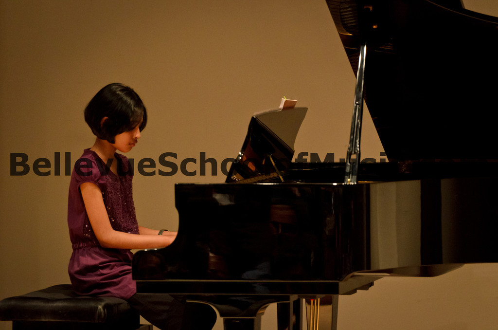 Piano Solo Bellevue School of Music, Fall Recital 2011