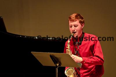 Alto Saxophone Solo Bellevue School of Music, Fall Recital 2011