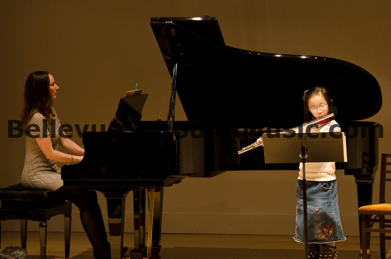 Flute Solo Bellevue School of Music, Fall Recital 2011