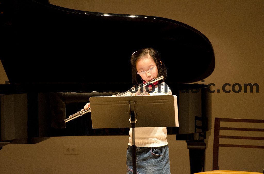 Flute Solo Bellevue School of Music, Fall Recital 2011