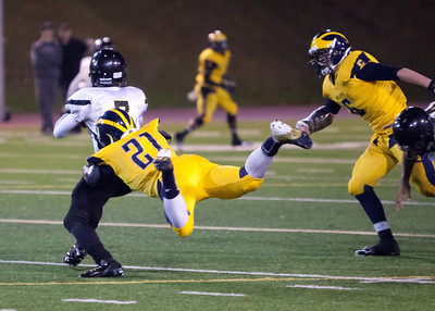 Nov 2 2012: Bellevue 45 Lincoln 0