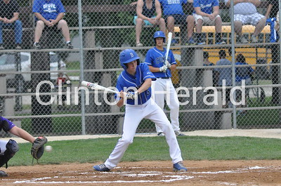 Bellevue vs. North Cedar district baseball (7-11-15)