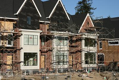 1200 Bellevue Way - Brick Row Homes in Downtown Bellevue.1200 Bellevue Way - at the corner of Bellevue Way and NE 12th.