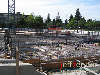 The Bellettini - Construction of The Bellettini, a senior community in Downtown Bellevue