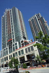 The Bravern Signature Residences - A part of The Bravern in downtown Bellevue a mix of high end shopping, condos, and office space.1115 108th Ave NE - Residential Towers located at the corner of 110th & NE 6th