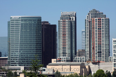 City Center East - Also referred to as City Center II, City Center Plaza.  26 Story Office Tower in Downtown Bellevue across from Bellevue City Hall.10903 NE 6th St - at the corner of 110th & NE 6th