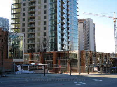 Washington Square - Development of the Superblock in Downtown Bellevue.  Including multi towers for condos, office, retail, restaurants, and hotel.10620 NE 8th St - off NE 10th from 106th to 108th (Phase 1)