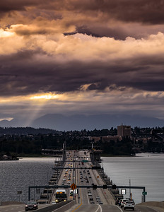 SR 520 Floating Bridge June 2017