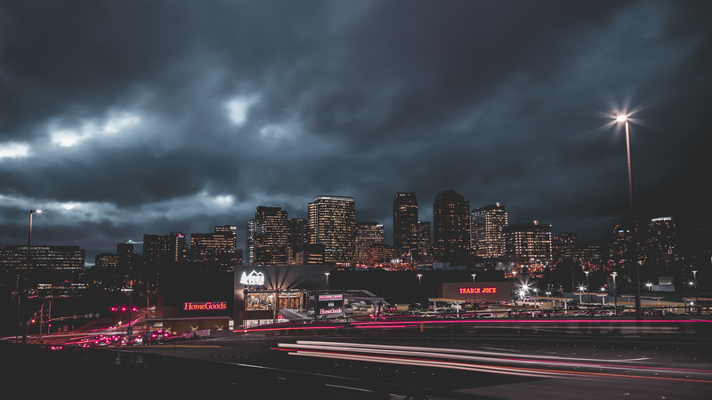 A Moody Evening