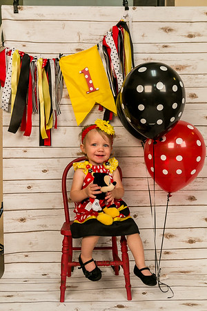 {Brayley's 1st Birthday}