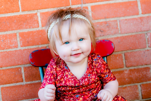 {Harper's 9 Month Session}
