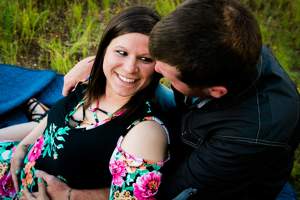 {Kaci's Maternity Session}