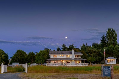 MacKaye Harbor Inn Lopez Island. Great place for chilling out on the island.