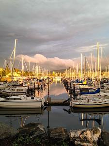Squallicum Harbor