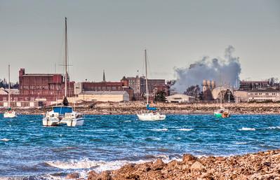 sailboats-industry