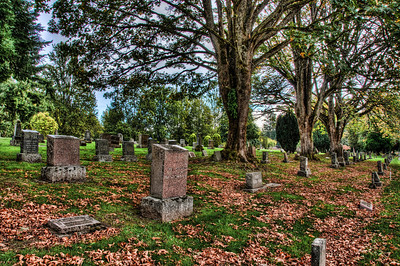 cemetery-fall-leaves-grave-stones