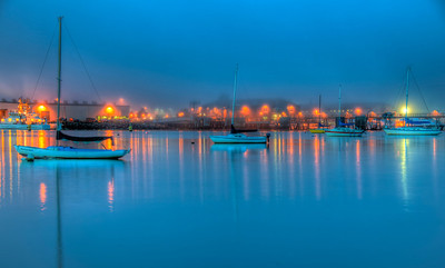 fairhaven-boats-night