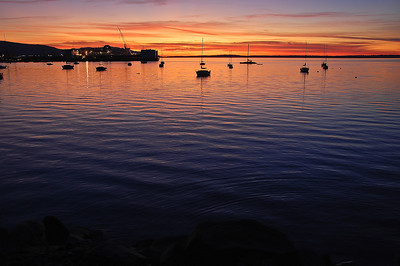 bellingham-bay-boats-sunset-2
