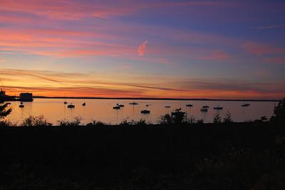 sail-boats-bay-sunset
