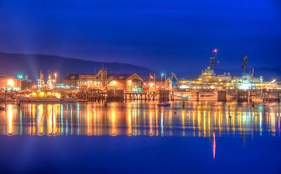alaska-ferry-terminal-night