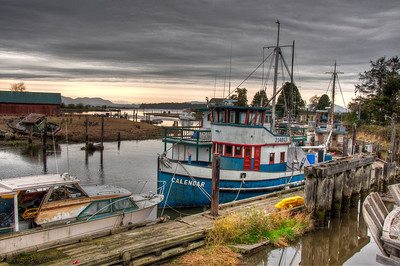 samish-river-boats