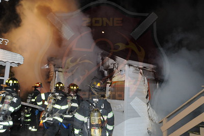 Bellmore F.D. Signal 10 2440 Wilson Ave. 1/13/12