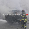 Bellmore F D Car Fire King Kullen 1-14-14--2