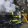 Bellmore F D Car Fire King Kullen 1-14-14--13