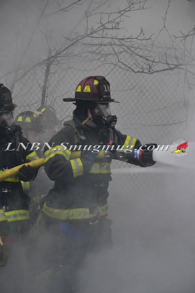 Bellmore F D Car Fire King Kullen 1-14-14--8