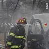Bellmore F D Car Fire King Kullen 1-14-14--25