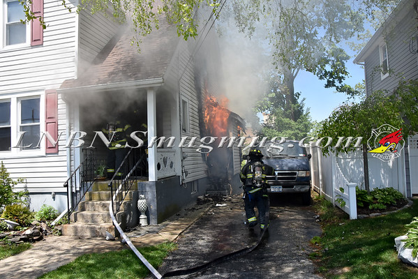 Bellmore F.D. House Fire 2759 Marion St. 5-16-16