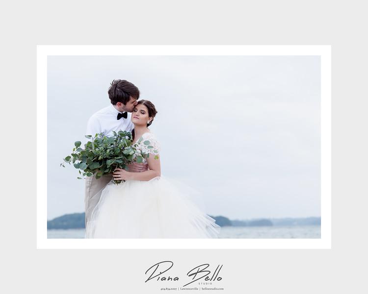 Framed Image | Lake Lanier Inspirational Wedding-2