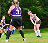Bellows Falls hosted Brattleboro during a field hockey match on Tuesday, Sept. 14, 2021.