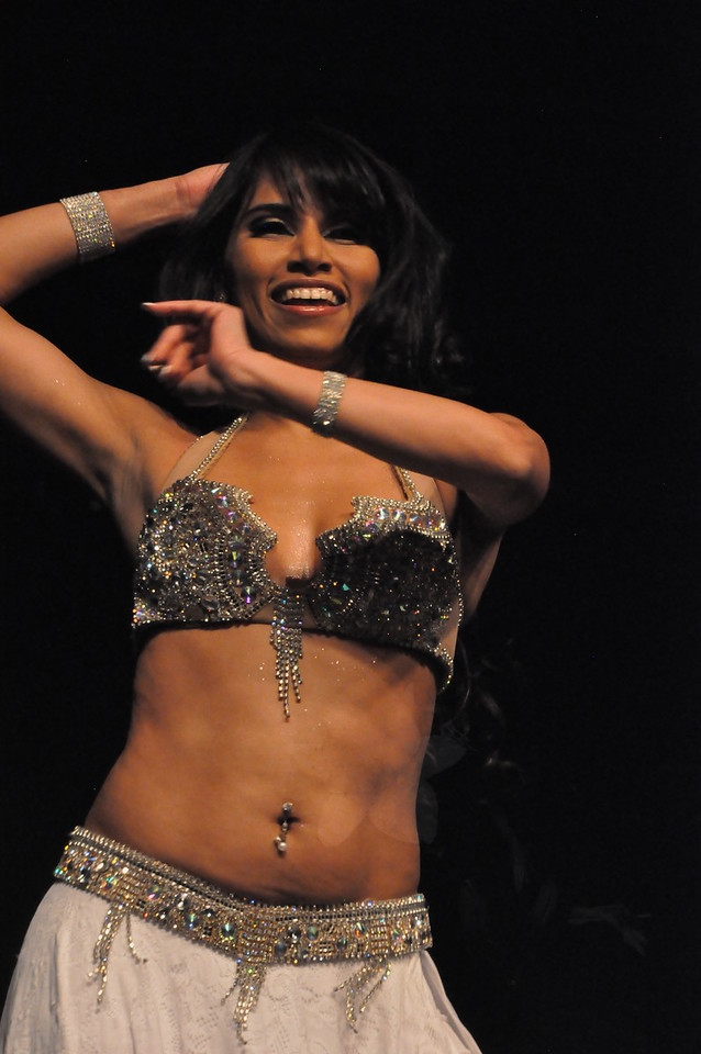 3-16-2013 Dance Showcase with Munique Neith 1991