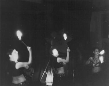 Performing at Pura Vida