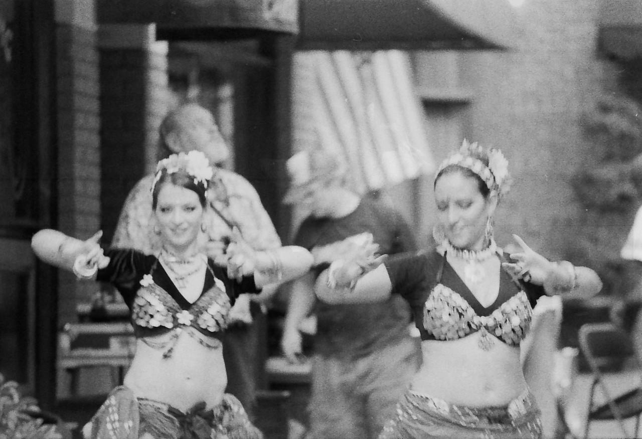25 Pot Belly Dance