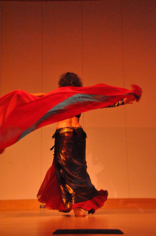 Dance Showcase with Mohamed Shahin