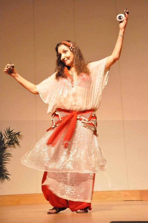 8-11-2012 Dance Showcase with Mohamed Shahin 8