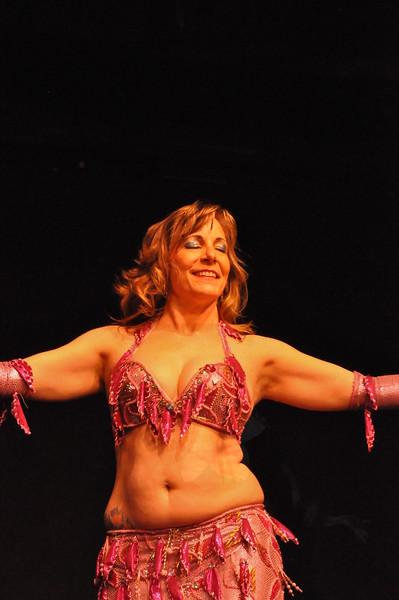 3-16-2013 Dance Showcase with Munique Neith 1