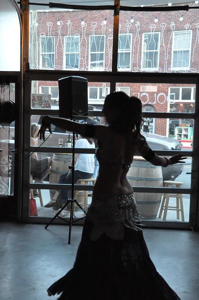 8-7-2011 Open Shimmy Night