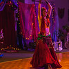 Belly dancing recital in Guelph with Mary and Nicole dancing