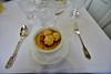 Creme Brulee for dessert. Wed 03.04.19