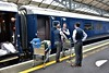 Loading up the train at Heuston. Tues 30.08.16